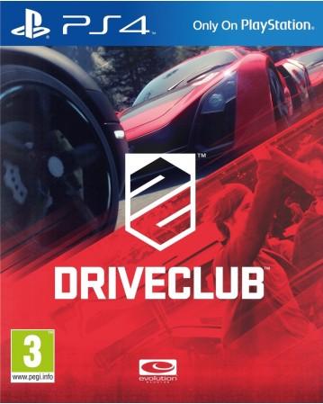 Drive Club Ps4 NAUDOTAS