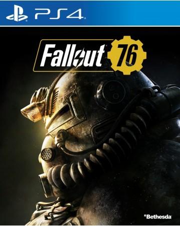 Fallout 76 Ps4 NAUJAS