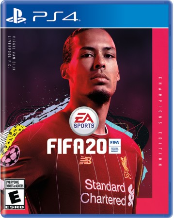 Fifa 20 Champions Edition Ps4 NAUJAS IŠLEIDIMAS 09.24