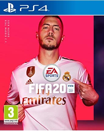 Fifa 20 Standart Edition Ps4 NAUJAS IŠLEIDIMAS 09.27
