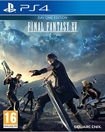 Final Fantasy XV Ps4 NAUDOTAS