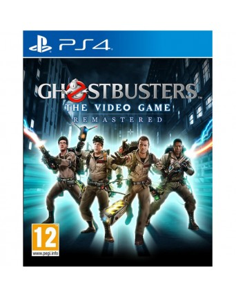 Ghostbusters The Video Game Remastered Ps4 NAUJAS