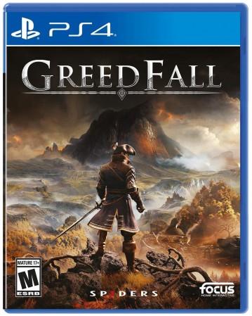 Greed Fall Ps4 NAUJAS IŠLEIDIMAS 09.10