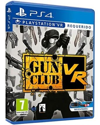 Gun Vr Club NAUJAS