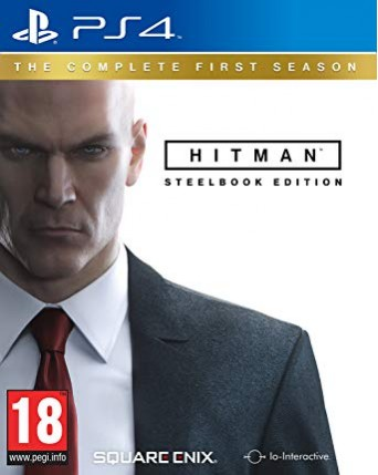 Hitman The Complete First Season Ps4 NAUDOTAS