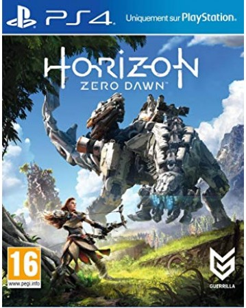 Horizon Zero Dawn Ps4 NAUDOTAS