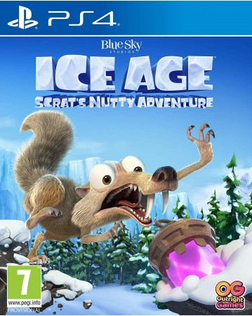 Ice Age Scrats Nutty Adventure Ps4 NAUJAS