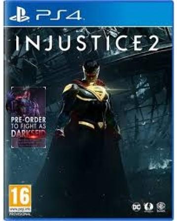 Injustice 2 Ps4 NAUJAS