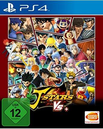J-Stars Victory VS+ Ps4 NAUDOTAS