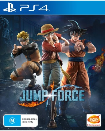 Jump Force Ps4 NAUJAS