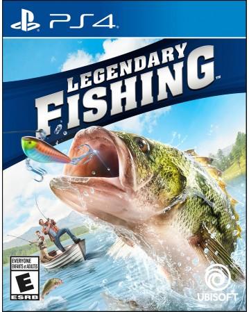 Legendary Fishing Ps4 NAUJAS