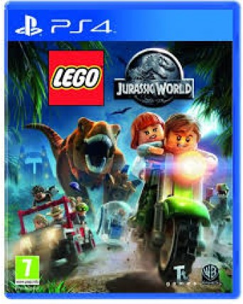 Lego Jurassic World Ps4 NAUJAS