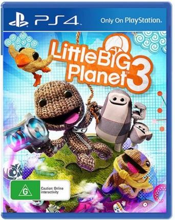 Little Big Planet 3 Ps4 NAUJAS