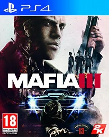 Mafia III Ps4 NAUDOTAS