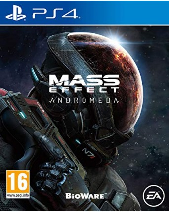 Mass Effect Andromeda Ps4 NAUDOTAS