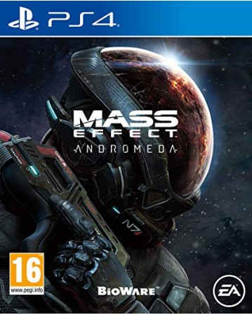Mass Effect Andromeda Ps4 NAUDOTAS