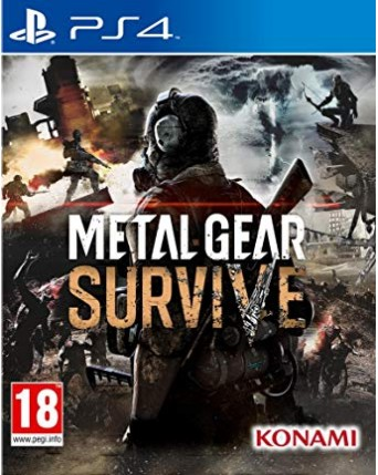 Metal Gear Survive Ps4 NAUDOTAS