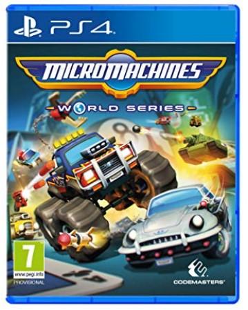 Micromachines World Series Ps4 NAUDOTAS