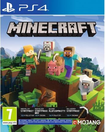Minecraft Bedrock Edition Ps4 NAUJAS