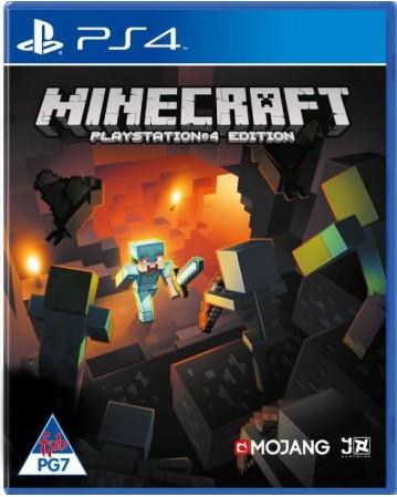 Minecraft Ps4 NAUJAS