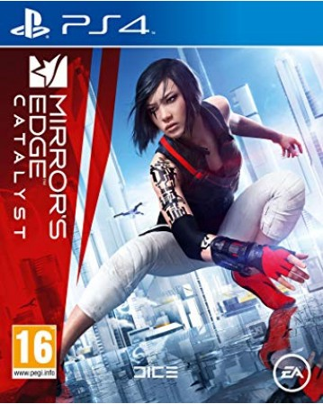 Mirrors Edge Catalyst Ps4 NAUDOTAS
