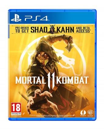Mortal Kombat 11 Ps4 NAUJAS