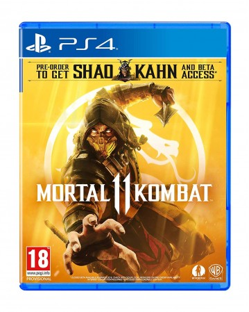 Mortal Kombat 11 Ps4 NAUDOTAS