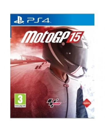 Moto GP 15 Ps4 NAUDOTAS