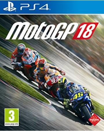 Moto GP 18 Ps4 NAUJAS