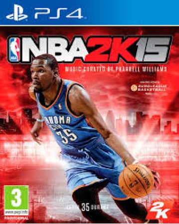 NBA 2K15 Ps4 NAUDOTAS