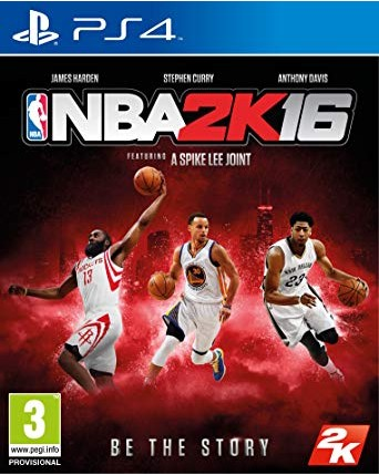 NBA 2K16 Ps4 NAUDOTAS