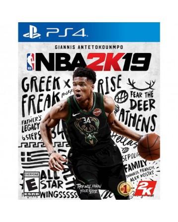 NBA 2K19 Ps4 NAUJAS
