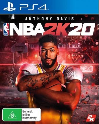 NBA 2K20 Ps4 NAUDOTAS