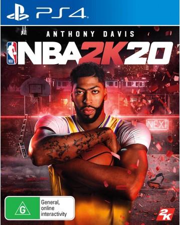 NBA 2K20 + Preorder Bonus Ps4 NAUJAS ISLEIDIMAS 09.06