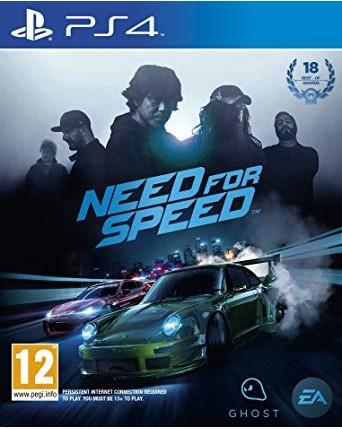 Need For Speed Ps4 NAUDOTAS