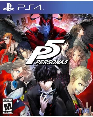 Persona 5 Ps4 NAUJAS