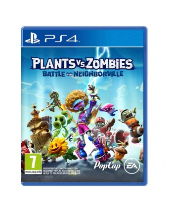 Plants Vs Zombies Battle For Neghborville Ps4 NAUJAS
