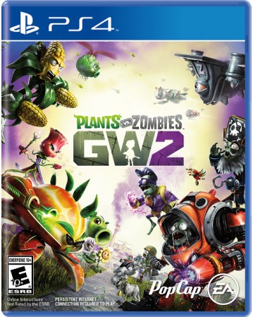 Plants Vs Zombies Garden Warfare 2 Ps4 NAUJAS