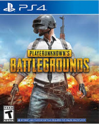 Playerunknowns Battlegrounds Ps4 NAUJAS