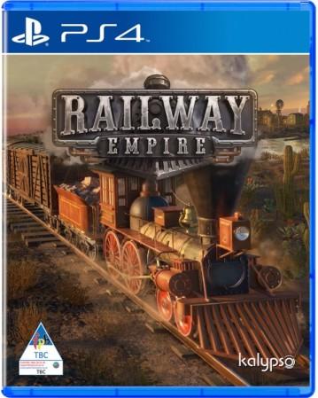 Railway Empire Ps4 NAUDOTAS