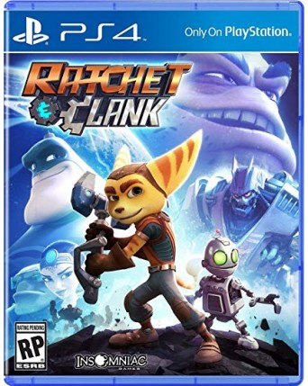 Ratchet And Clank Ps4 NAUJAS