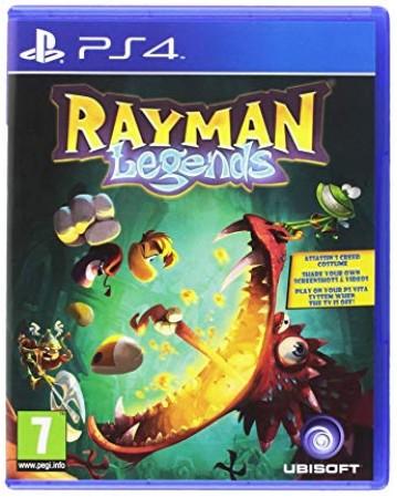 Rayman Legends Ps4 NAUDOTAS