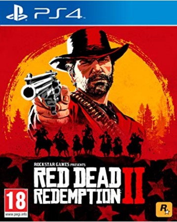 Red Dead Redemption II Ps4 NAUJAS