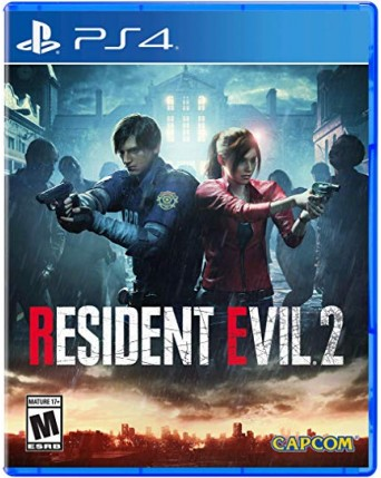 Resident Evil 2 Ps4 NAUJAS