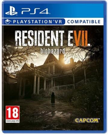 Resident Evil VII Biohazard Ps4 NAUDOTAS