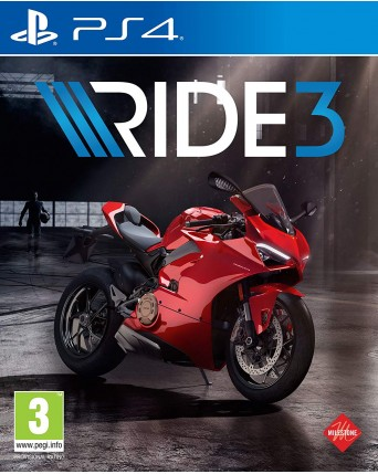 Ride 3 Ps4 NAUJAS