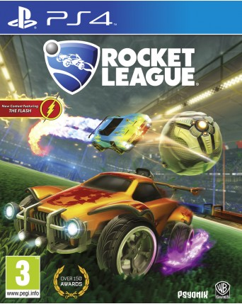 Rocket League Ps4 NAUDOTAS