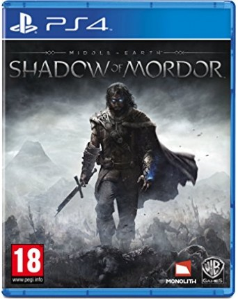 Middle Earth Shadow Of Mordor Ps4 NAUDOTAS