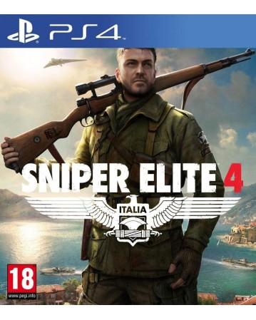 Sniper Elite 4 Ps4 NAUDOTAS