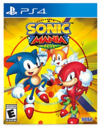 Sonic Mania Ps4 NAUDOTAS